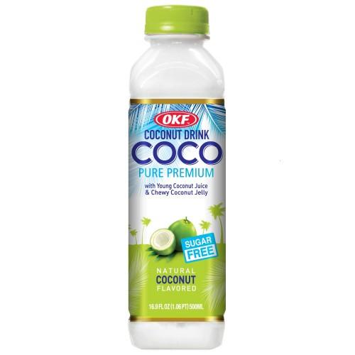 Coconut Drink Sugar Free 500ml