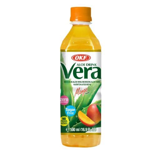 Aloe Vera Sugar Free 500ml Mango