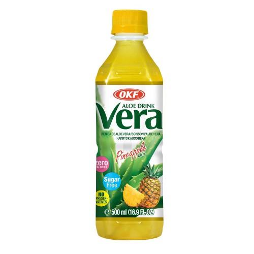 Aloe Vera Sugar Free 500ml Pineapple
