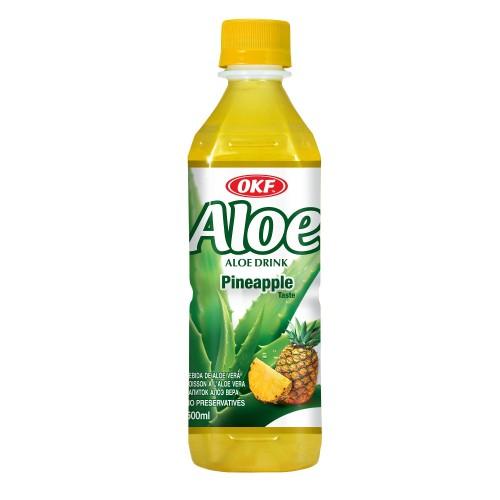 Aloe Standar 500ml Pineapple