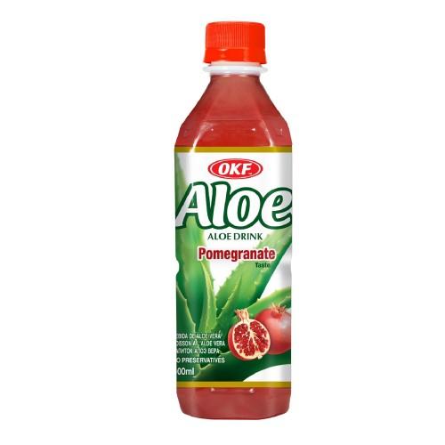 Aloe Standar 500ml Pomegranate