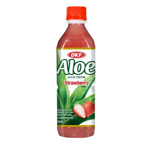Aloe Standar 500ml Strawberry