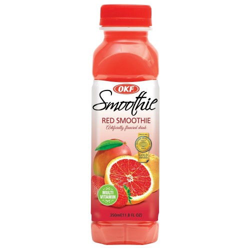 Smoothie 350ml Red