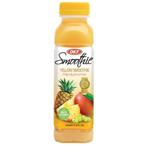 Smoothie 350ml Yellow