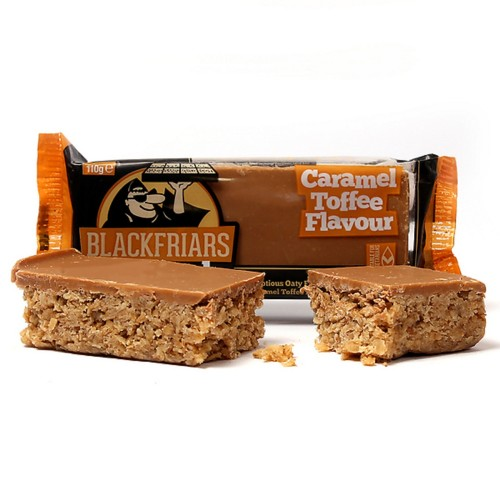 Flapjack 110gr Caramel Toffee