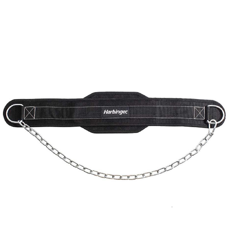 Polypro Dip Belt Gunmetal Chain HBG/21798 Black