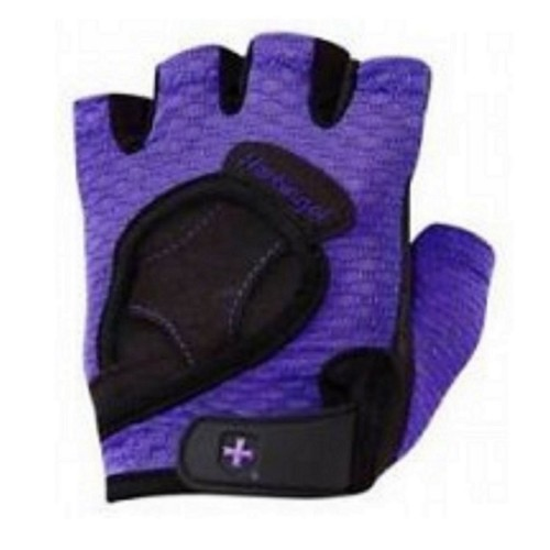 FlexFit Gloves Women - HBG/36036  Black/Purple