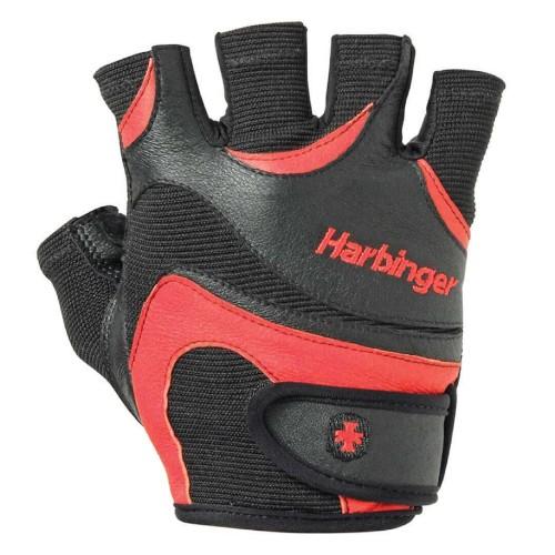 FlexFit Gloves Men - HBG/3603 Black/Red