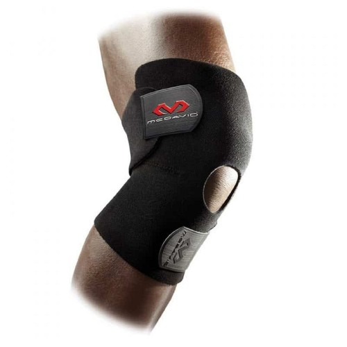 Adjustable Knee Support Wrap With Open Patella - MCD/409