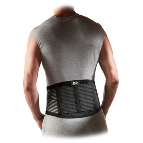 Back Stabilizer - McD/493 Black