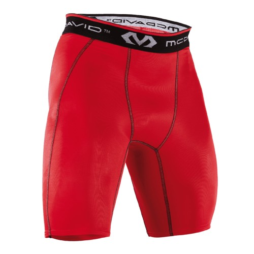 Deluxe Compresssion Shorts - McD/8100S Red