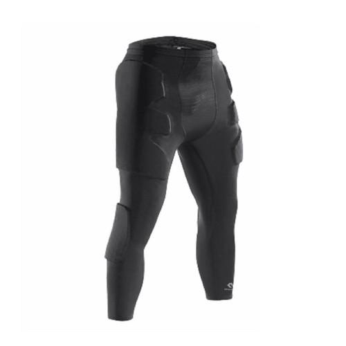 Hexpad 3/4 Pants (Hips/KneePads) McD/7745R Black