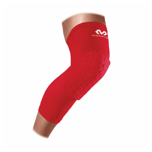 Hexpad Leg Protection Sleeves - McD/6446 Red