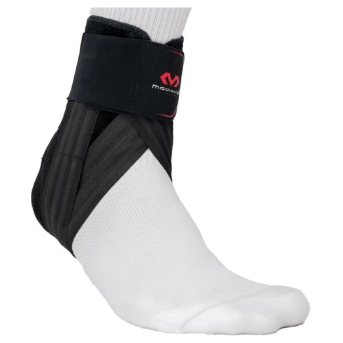 Stealth Cleat 3 + Ankle Brace - McD/4314 Black
