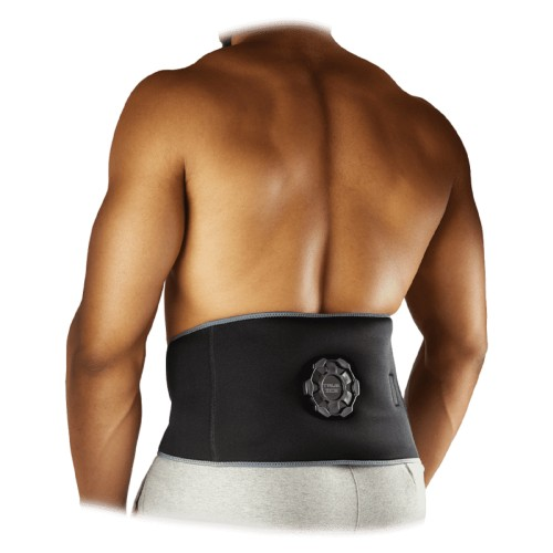 TrueiceTM Back/Ribs Therapy  Wrap - McD/235 Black