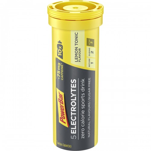 5Electrolytes +75mg Caff 42gr Lemon Tonic