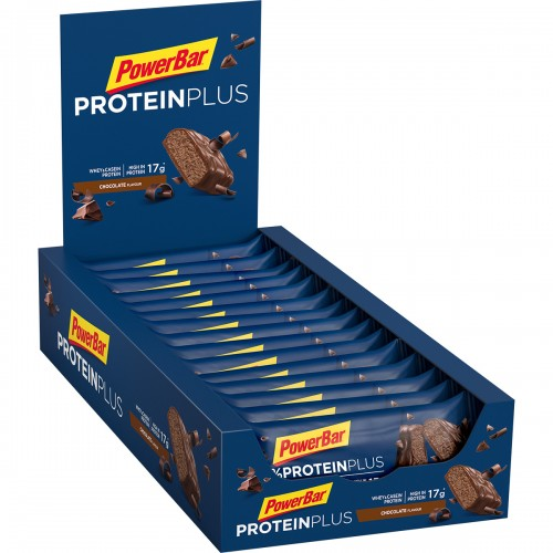 Protein Plus 30% Chocolate 55gr X 15 τεμ.