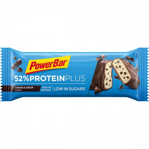Protein Plus 52% Low Sugar 50gr Cookies & Cream
