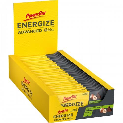 Energize Advanced 55gr Hazelnut Χ 25 τεμ.