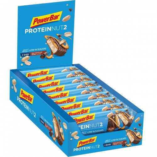 Protein Nut2 45gr Milk Chocolate Peanut X 18 τεμ.