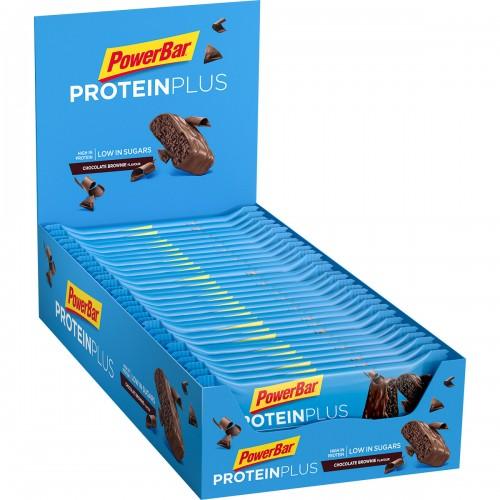Protein Plus Low Sugar 35gr Choco Brownie X 30 τεμ.