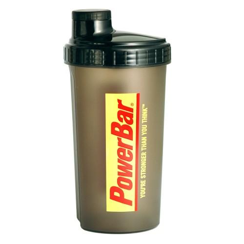 Mix Protein Shaker 700ml Μαύρο