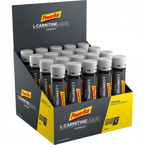 L-Carnitine liquid Amp. 25ml X 20 τεμ.