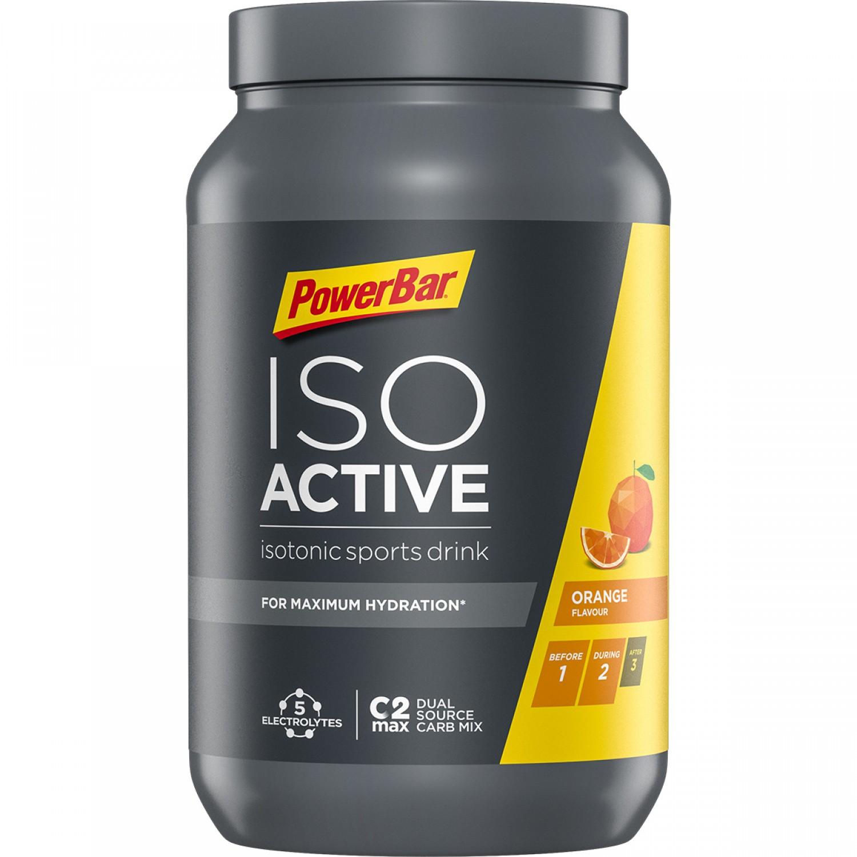 Isoactive Isotonic 1320gr Orange