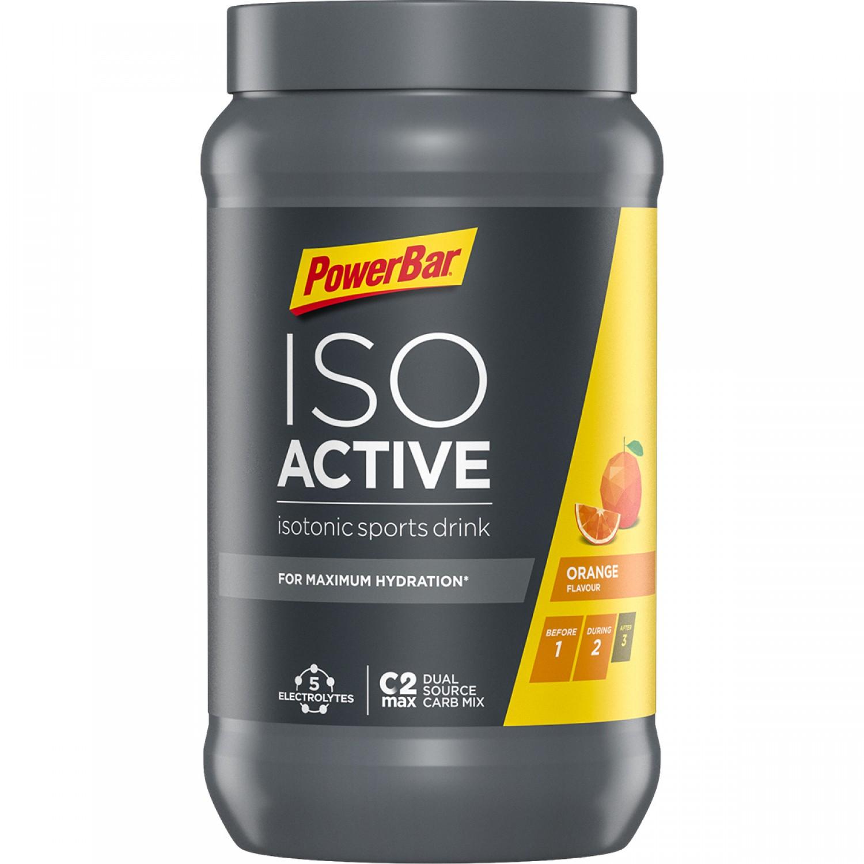 Isoactive Isotonic 600gr Orange