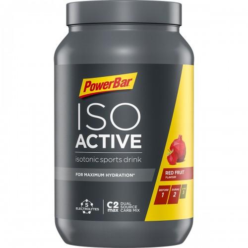 Isoactive Isotonic 1320gr Red Fruit / Ισοτονικό ποτό σε σκόνη
