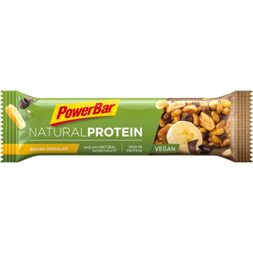 Natural Protein 30% Vegan 40gr Banana Chocolate