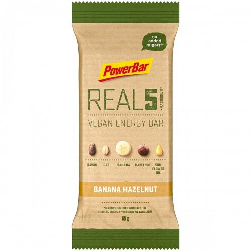 Real 5 +Mang Vegan 65gr Banana