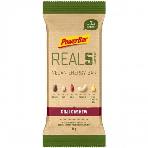Real 5 +Mang Vegan 65gr Gogi / Ενεργειακή μπάρα