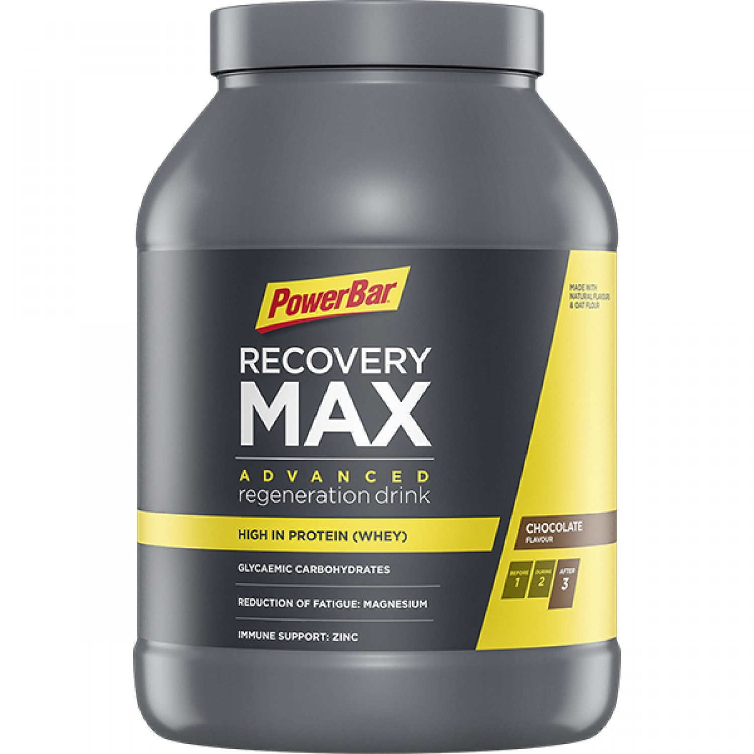 Recovery Max 1144gr Chocolate