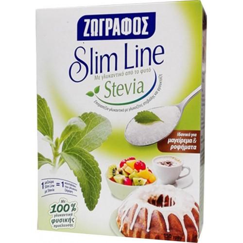 Slime Line Green Crystal 150 gr