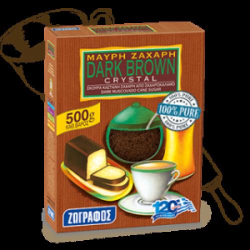 Μαύρη Ζάχαρη 500 gr