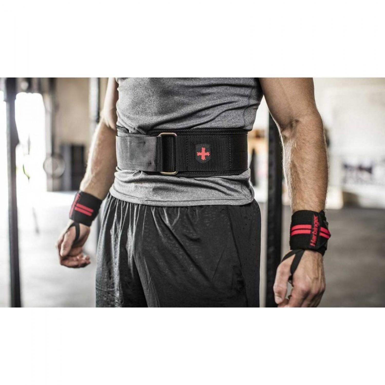 Nylon Belt 4 in  - HBG/36090 Black