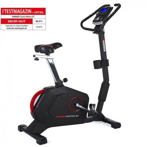 Bike Ergometer Cardio Motion BT - HAM/4855